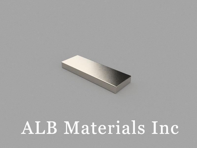 B30x10x3mm Neodymium Magnet, 30 x 10 x 3mm Block Magnet