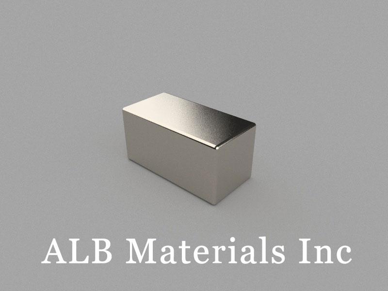 B30x15x15mm Neodymium Magnet, 30 x 15 x 15mm Block Magnet