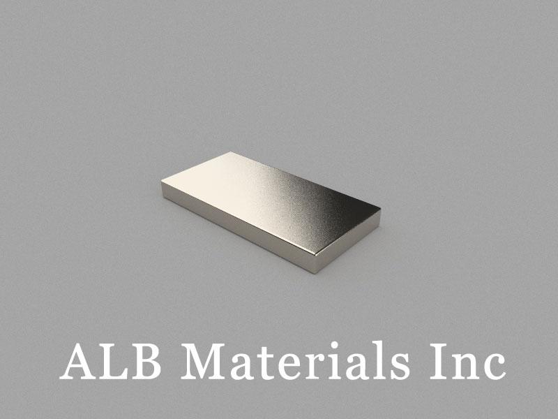 B30x15x3mm Neodymium Magnet, 30 x 15 x 3mm Block Magnet