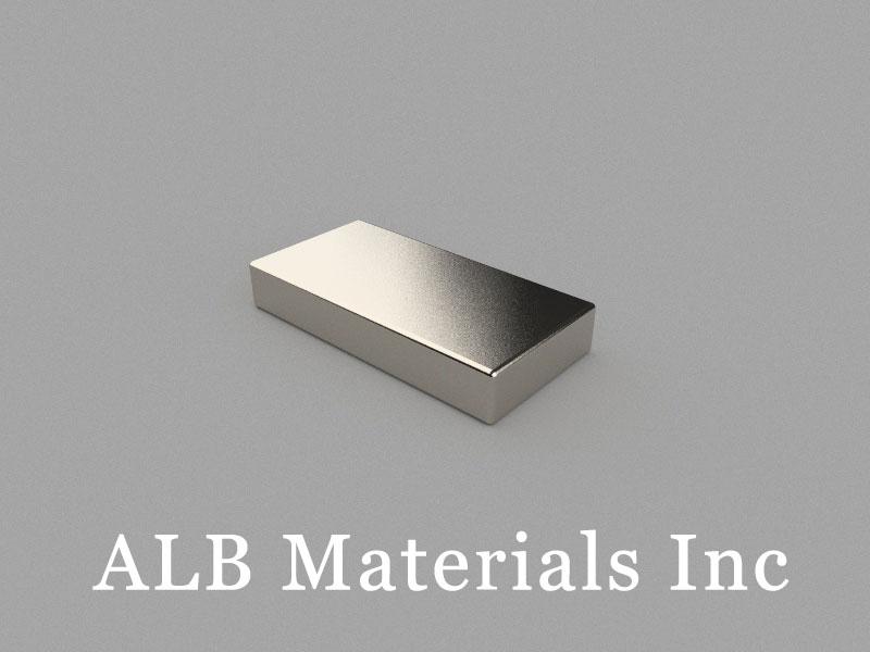 B30x15x5mm Neodymium Magnet, 30 x 15 x 5mm Block Magnet