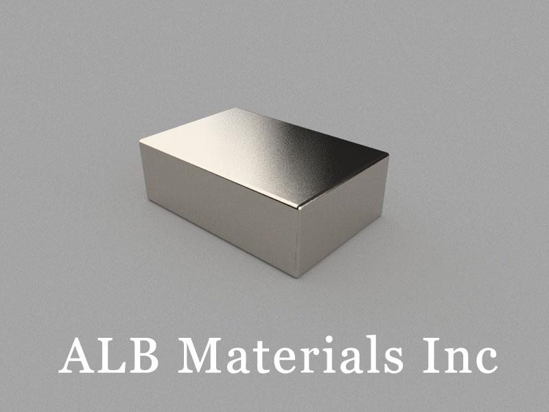 B30x20x10mm Neodymium Magnet, 30 x 20 x 10mm Block Magnet