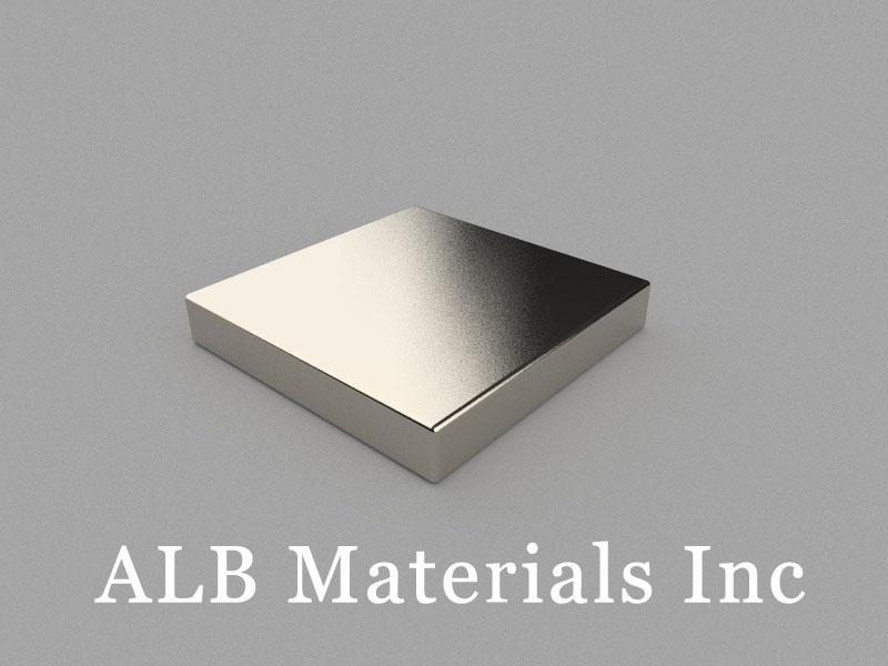 B30x30x5mm Neodymium Magnet, 30 x 30 x 5mm Block Magnet