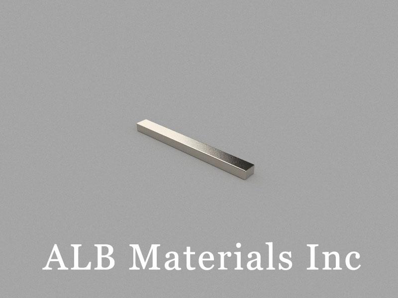 B30x3x2mm Neodymium Magnet, 30 x 3 x 2mm Block Magnet