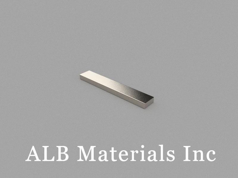 B30x5x2mm Neodymium Magnet, 30 x 5 x 2mm Block Magnet