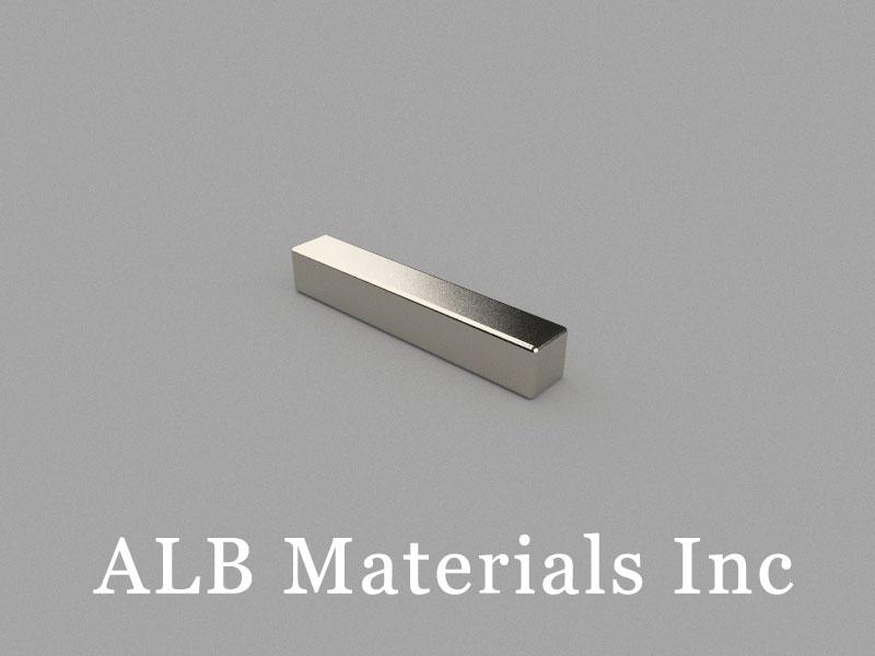 B30x5x5mm Neodymium Magnet, 30 x 5 x 5mm Block Magnet