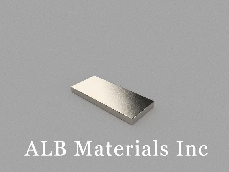 B35x15x3mm Neodymium Magnet, 35 x 15 x 3mm Block Magnet