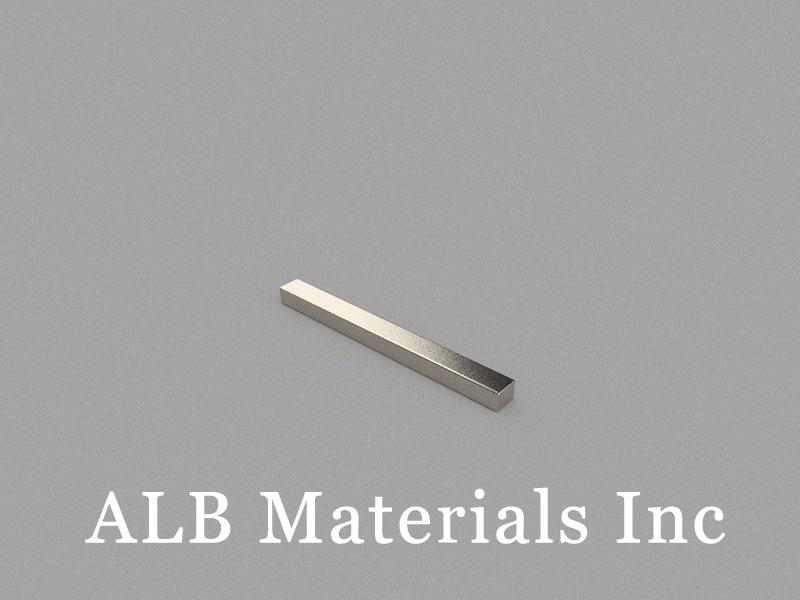 B36x3.4x2.6mm Neodymium Magnet, 36 x 3.4 x 2.6mm Block Magnet