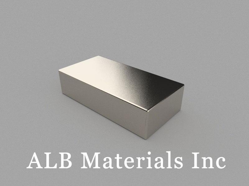 B40x20x10mm Neodymium Magnet, 40 x 20 x 10mm Block Magnet