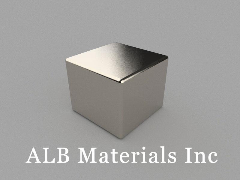 B45x45x37.5mm Neodymium Magnet, 45 x 45 x 37.5mm Block Magnet