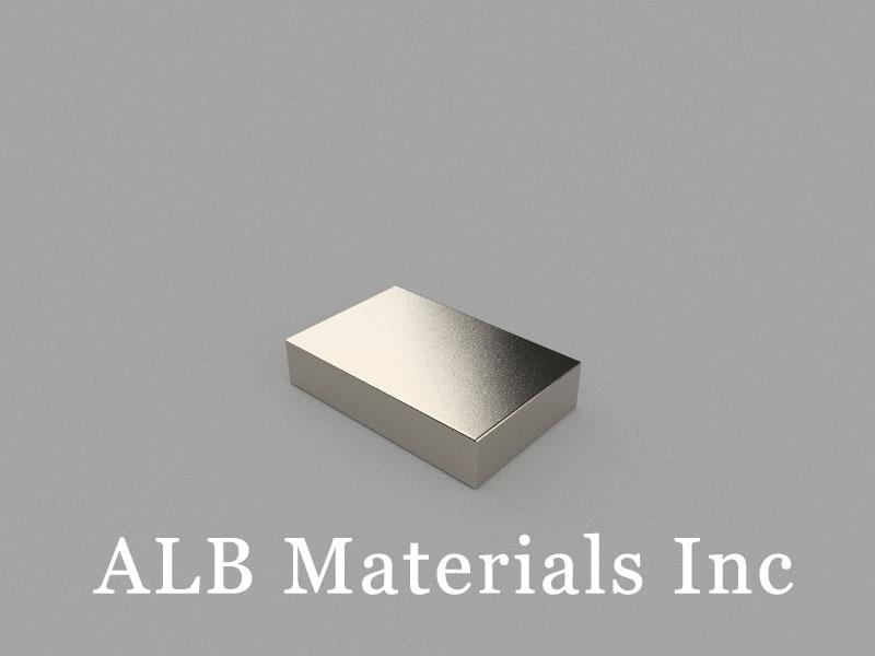 B46x30x10mm Neodymium Magnet, 46 x 30 x 10mm Block Magnet