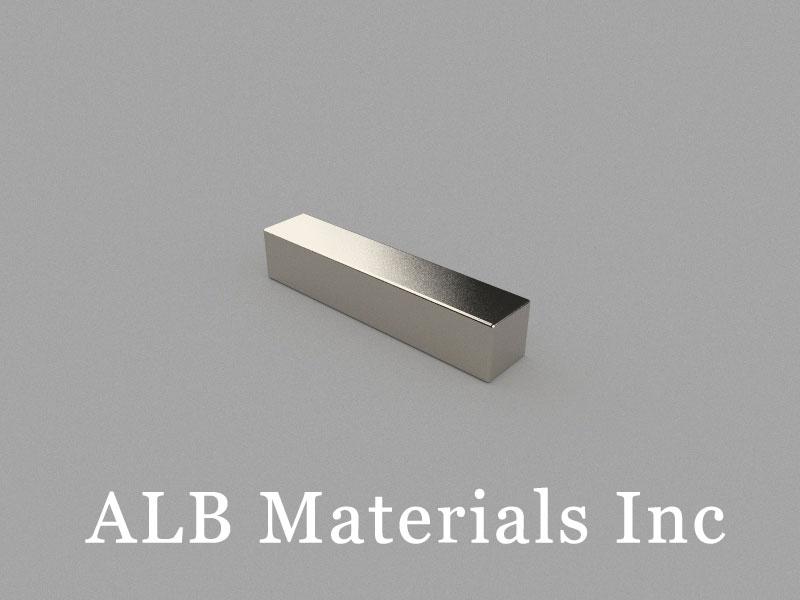 B50x10x10mm Neodymium Magnet, 50 x 10 x 10mm Block Magnet