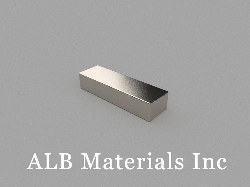 B50x15x10mm Neodymium Magnet, 50 x 15 x 10mm Block Magnet