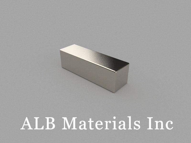 B50x15x15mm Neodymium Magnet, 50 x 15 x 15mm Block Magnet