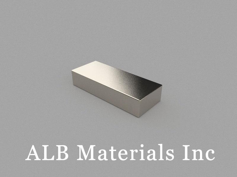 B50x20x10mm Neodymium Magnet, 50 x 20 x 10mm Block Magnet