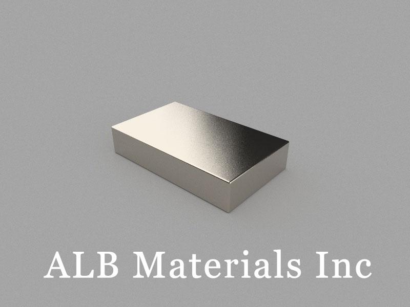 B50x30x10mm Neodymium Magnet, 50 x 30 x 10mm Block Magnet