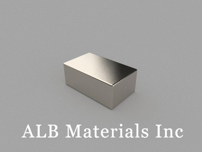 B50x30x20mm Neodymium Magnet, 50 x 30 x 20mm Block Magnet
