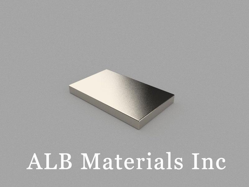 B50x30x5mm Neodymium Magnet, 50 x 30 x 5mm Block Magnet