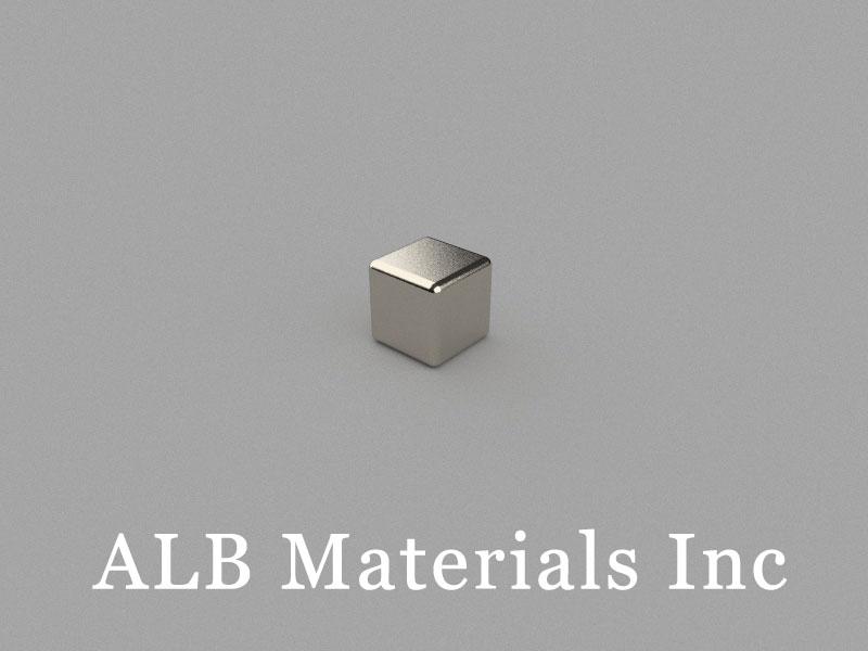 B5x5x5mm Neodymium Magnet, 5 x 5 x 5mm Block Magnet