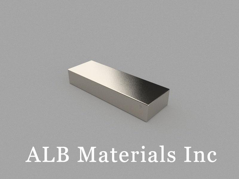 B60x20x10mm Neodymium Magnet, 60 x 20 x 10mm Block Magnet