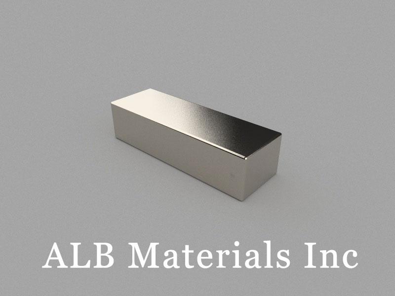 B60x20x15mm Neodymium Magnet, 60 x 20 x 15mm Block Magnet