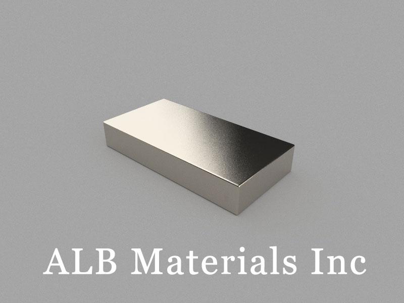 B60x30x10mm Neodymium Magnet, 60 x 30 x 10mm Block Magnet