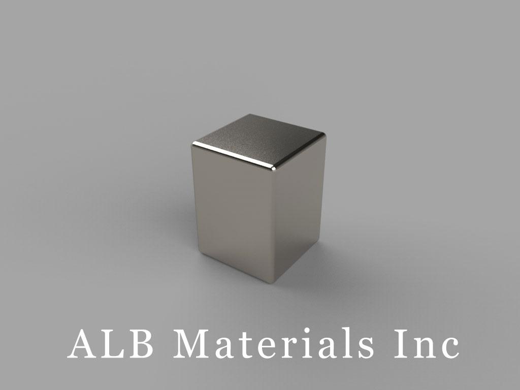 B668 Neodymium Block Magnets