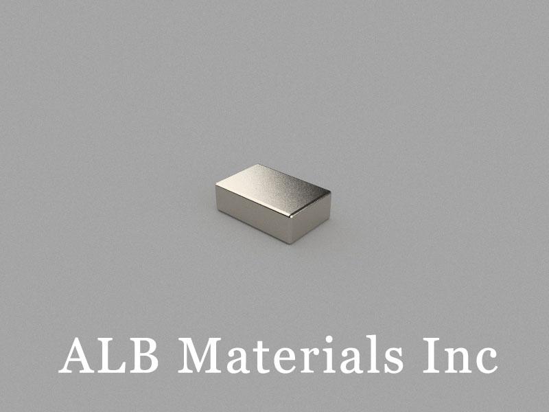 B8.8x5.7x2.8mm Neodymium Magnet, 8.8 x 5.7 x 2.8mm Block Magnet