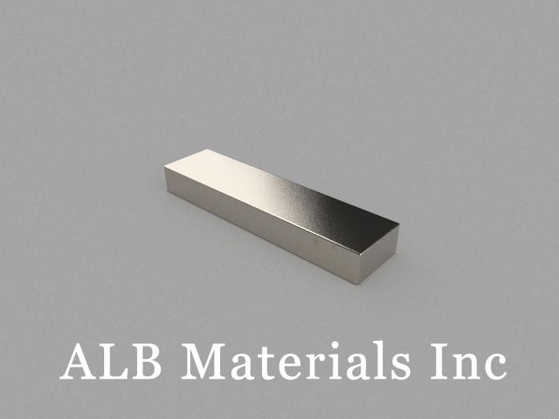 B80x20x10mm Neodymium Magnet, 80 x 20 x 10mm Block Magnet