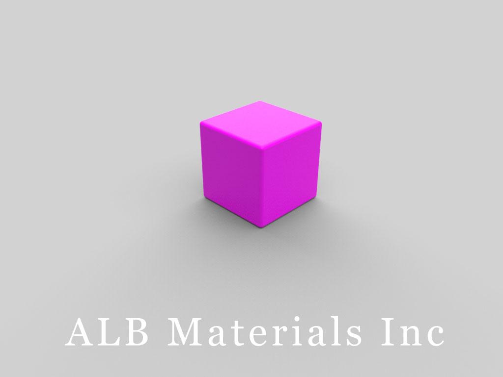 B888PC-PUR Plastic Coated Neodymium Magnets