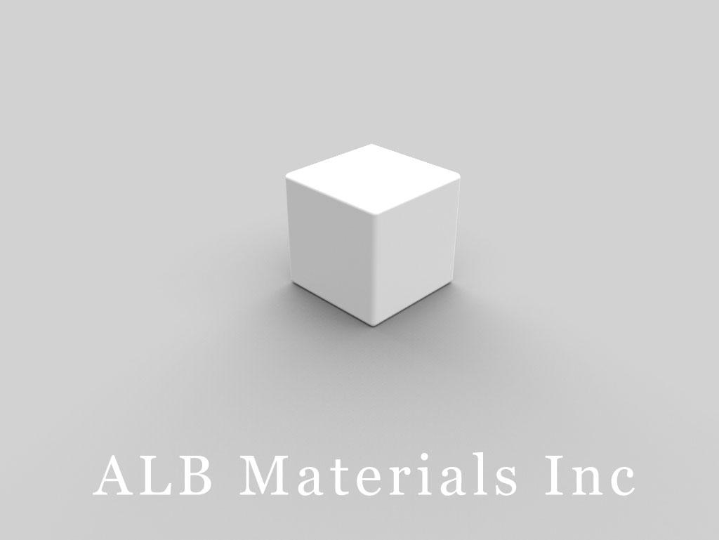 B888PC-WHT Plastic Coated Neodymium Magnets