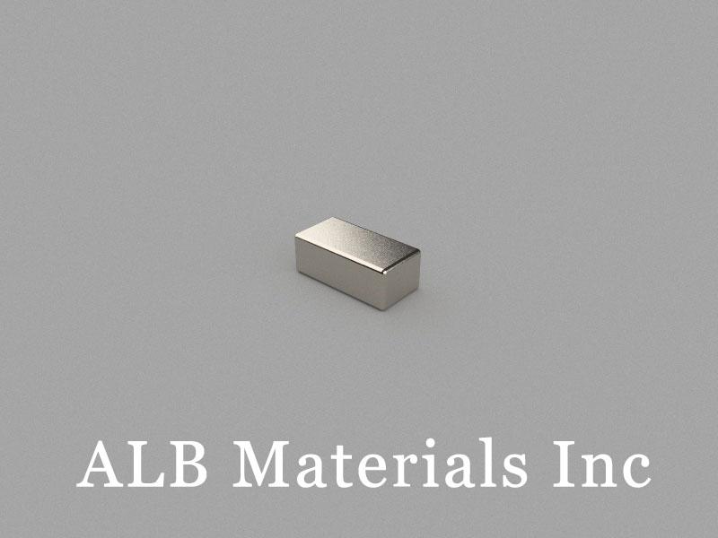 B8x4x3mm Neodymium Magnet, 8 x 4 x 3mm Block Magnet