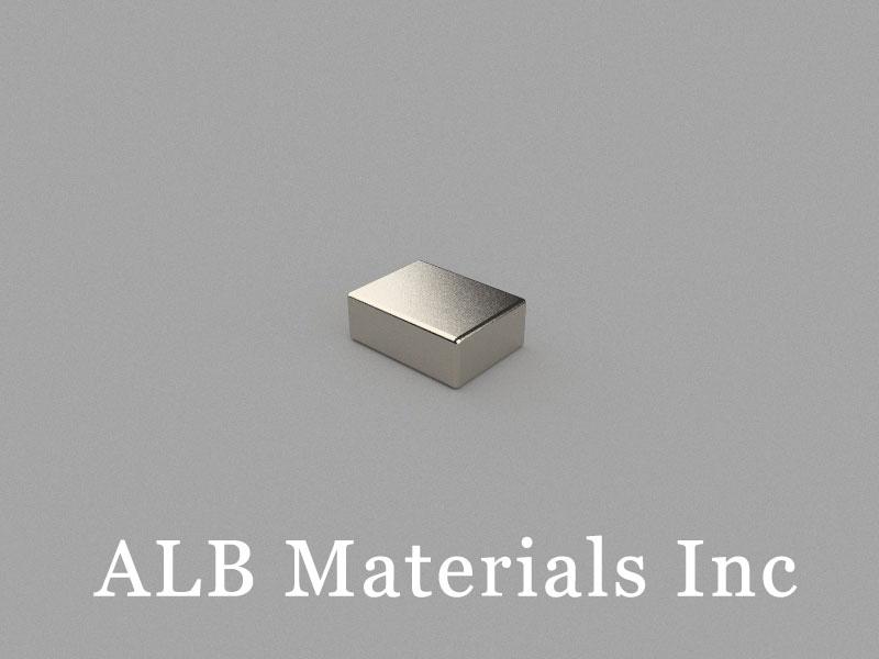 B8x6x3mm Neodymium Magnet, 8 x 6 x 3mm Block Magnet