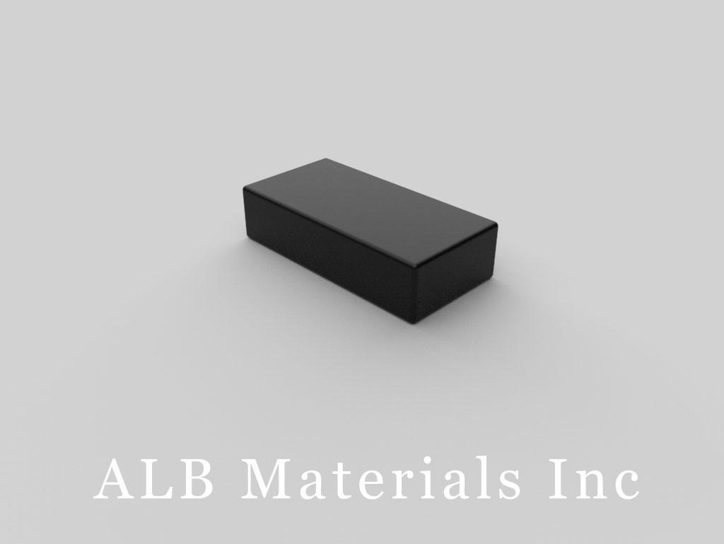 BX084TP-N52 Plastic Coated Neodymium Magnets