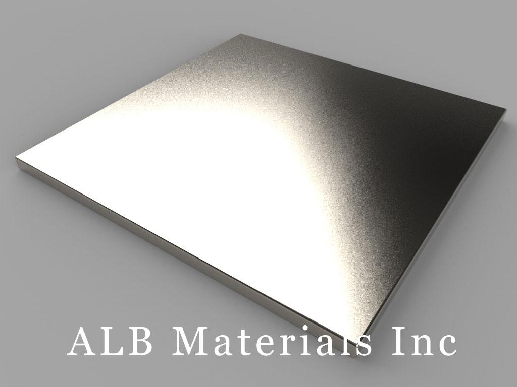 BX8X81 Neodymium Magnets, 1 1/2 inch x 1 1/2 inch x 1/16 inch thick