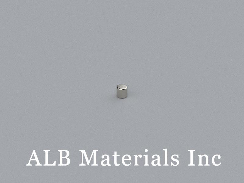C-D1.58H1.58-N52 Neodymium Magnet, 1.58x1.58mm Cylinder Magnet