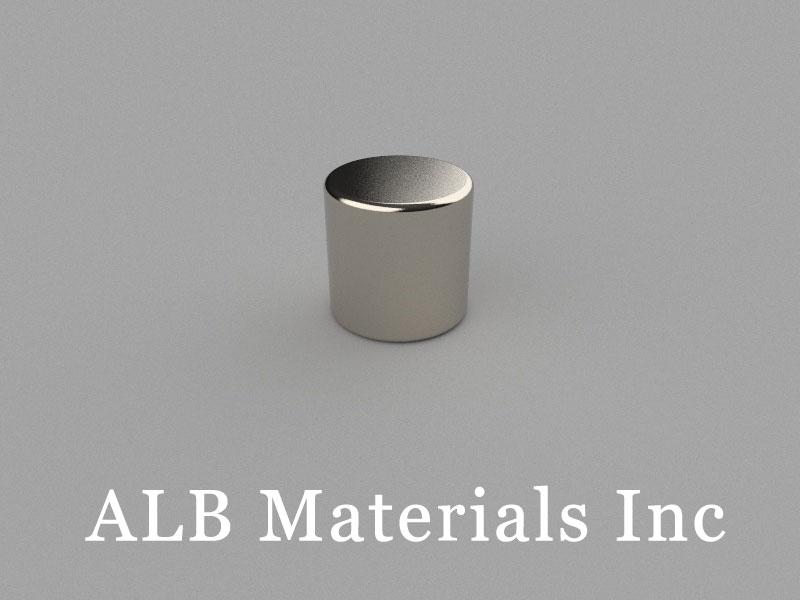 D10x10mm Neodymium Magnet, 10 x 10mm Cylinder Magnet
