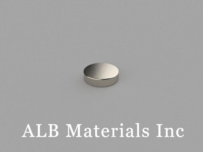 D-D10H2.5-N45 Neodymium Magnet, 10x2.5mm Disc Magnet