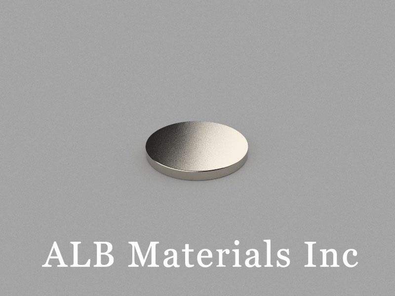 D15x1.5mm Neodymium Magnet, 15 x 1.5mm Disc Magnet
