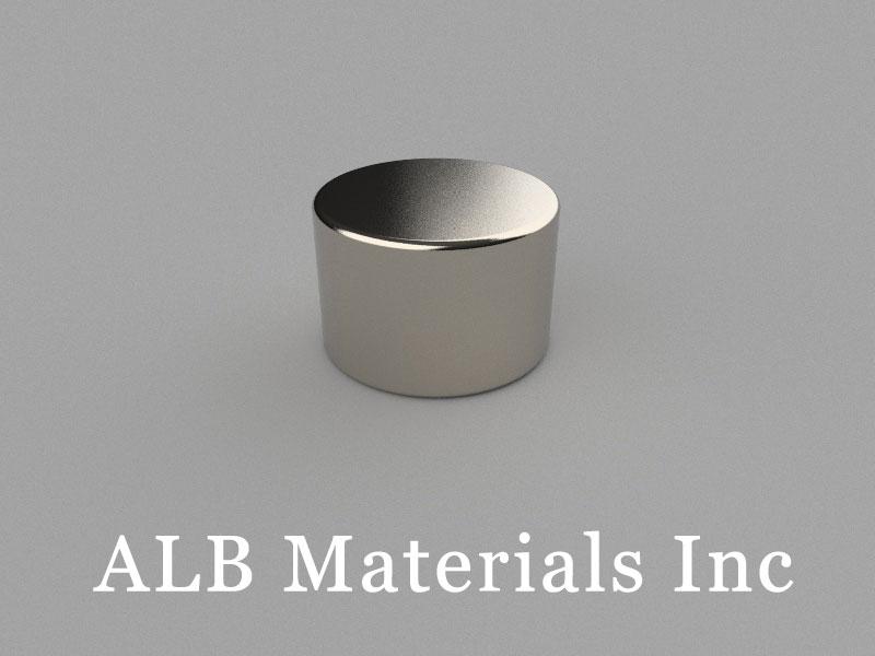 D15x10mm Neodymium Magnet, 15 x 10mm Disc Magnet