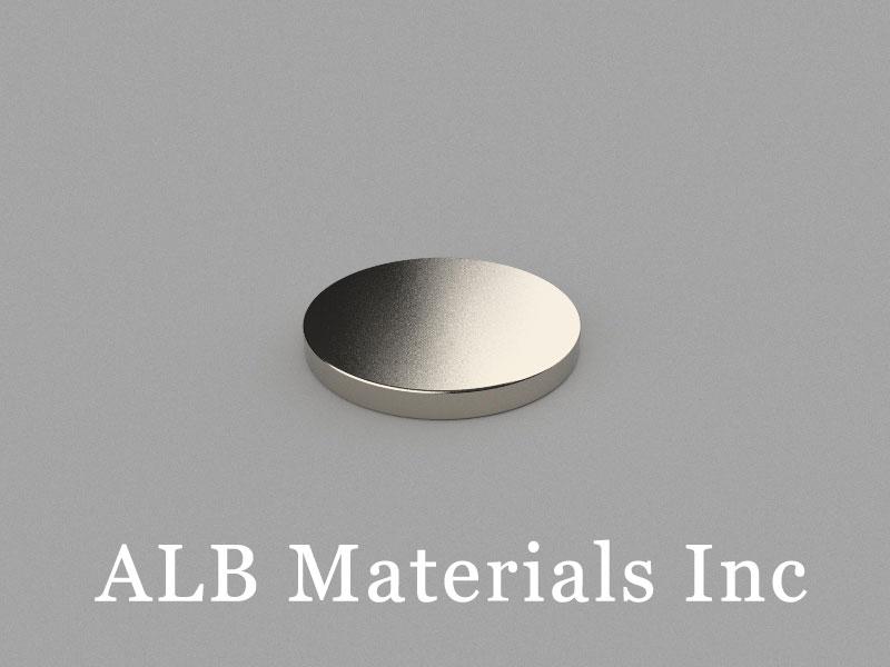 D18x2mm Neodymium Magnet, 18 x 2mm Disc Magnet