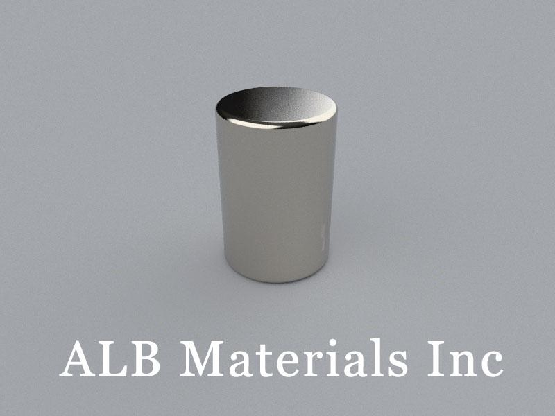 C-D19H28.2-N42SH Neodymium Magnet, 19x28.2mm Cylinder Magnet