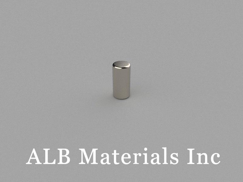 D2.5x5mm Neodymium Magnet, 2.5 x 5mm Cylinder Magnet