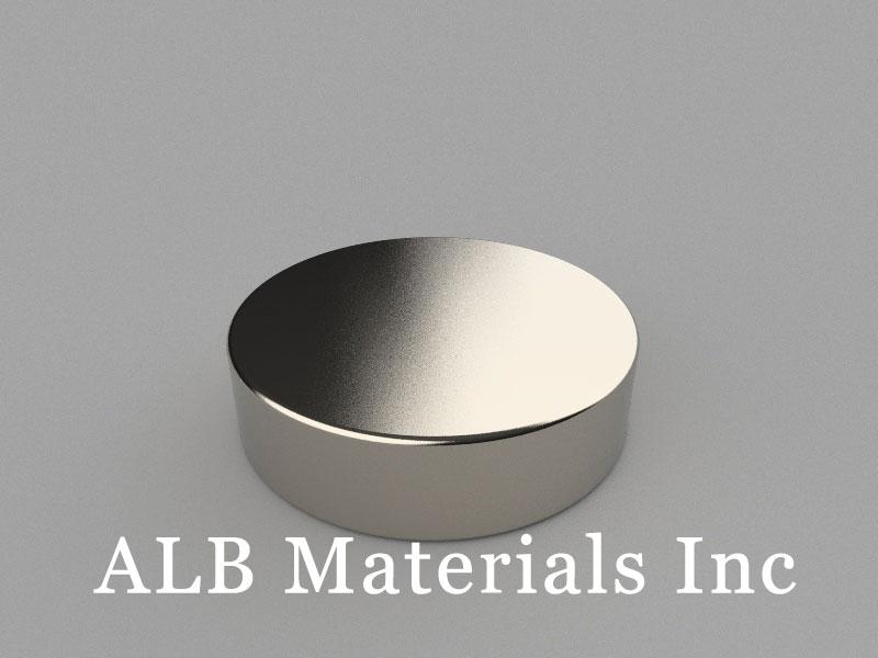 D22x6mm Neodymium Magnet, 22 x 6mm Disc Magnet