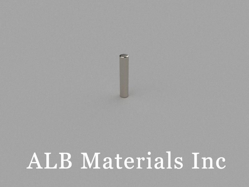 C-D2H10-N50 Neodymium Magnet, 2x10mm Cylinder Magnet