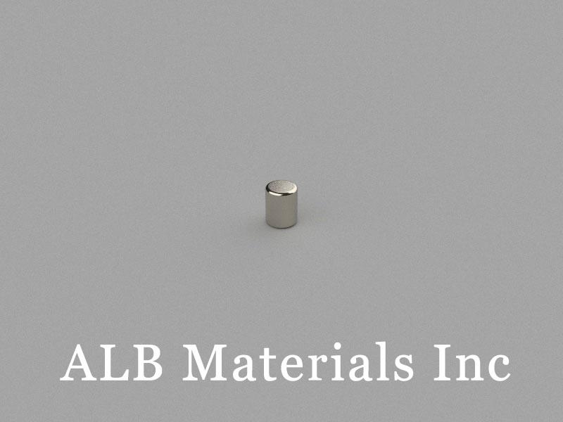 D2x2.5mm Neodymium Magnet, 2 x 2.5mm Cylinder Magnet