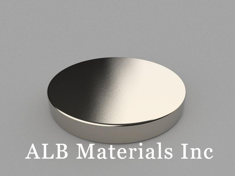 D35x5mm Neodymium Magnet, 35 x 5mm Disc Magnet