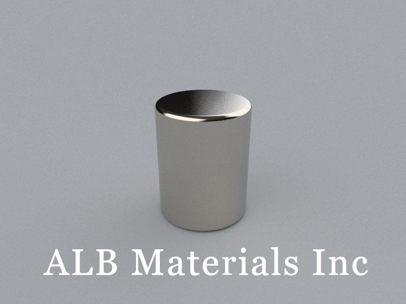 C-D39.37H50.8-N50 Neodymium Magnet, 39.37x50.8mm Cylinder Magnet