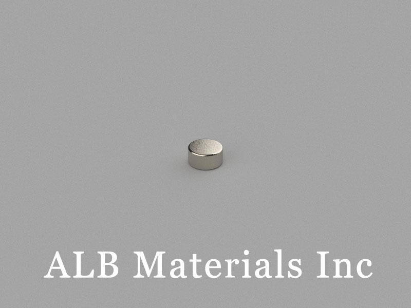 D3x1.5mm-N35 Neodymium Magnets