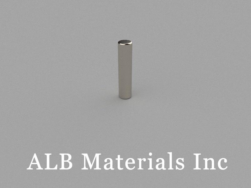D3x13mm Neodymium Magnet, 3 x 13mm Cylinder Magnet