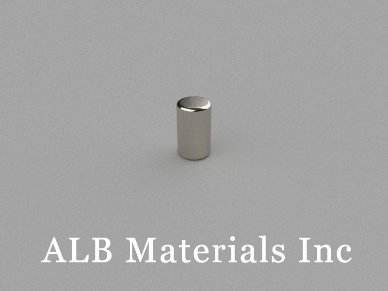 D3x5mm Neodymium Magnet, 3 x 5mm Cylinder Magnet